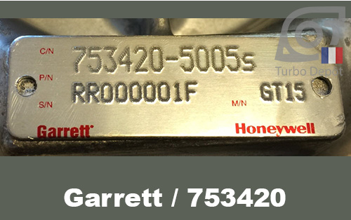 Identification Garrett