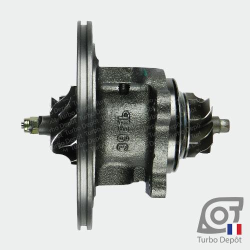 Ensemble Tournant CHRA cartouche centrale ET019B pour turbo BorgWarner 5435-970-0000 et 5435-970-00002, face 3