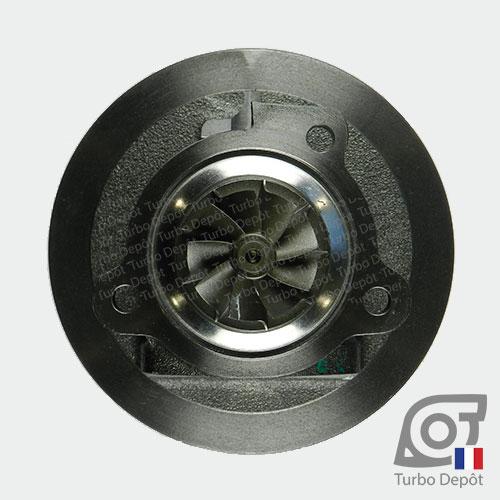 Ensemble Tournant CHRA cartouche centrale ET019B pour turbo BorgWarner 5435-970-0000 et 5435-970-00002, face 6