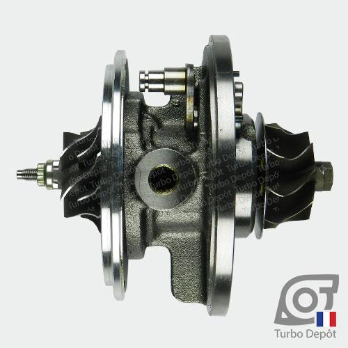 Ensemble Tournant CHRA cartouche centrale ET009L pour turbo Garrett 751851, face 2