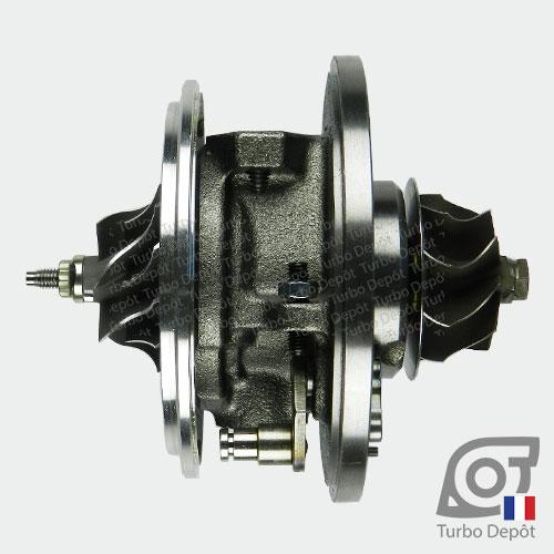Ensemble Tournant CHRA cartouche centrale ET009L pour turbo Garrett 751851, face 3