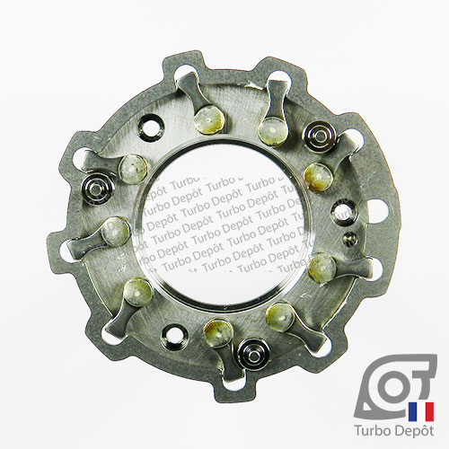 Géométrie variable GE038D pour turbo Garrett 454232, 713672, 768329 et 768331, face 1