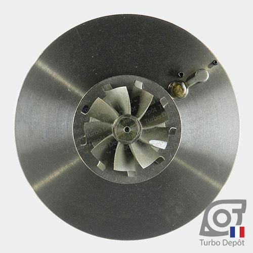 Ensemble Tournant CHRA cartouche centrale ET006G pour turbo Garrett 454232-0002, 454232-0006, 454232-0008, 454232-0011, 454232-0014 et 713673, face 6