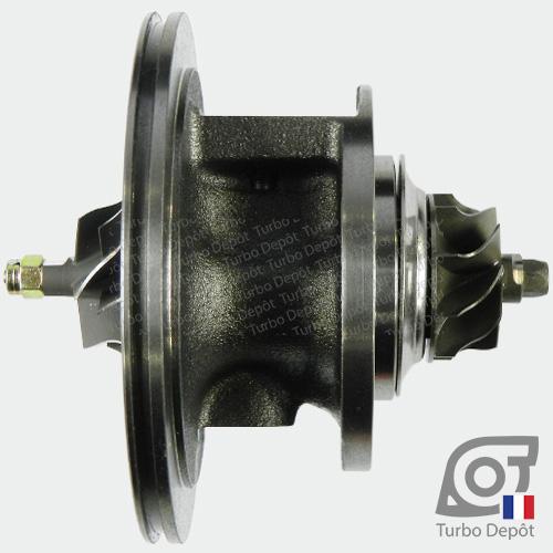Ensemble Tournant CHRA cartouche centrale ET102Z pour turbo BorgWarner 5435-970-0011 et 5435-970-0033, face 3