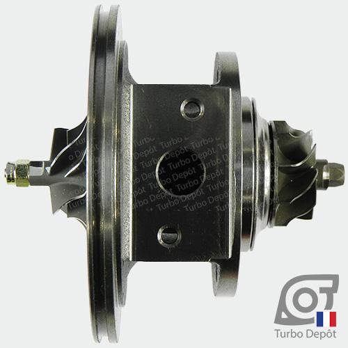 Ensemble Tournant CHRA cartouche centrale ET102Z pour turbo BorgWarner 5435-970-0011 et 5435-970-0033, face 4