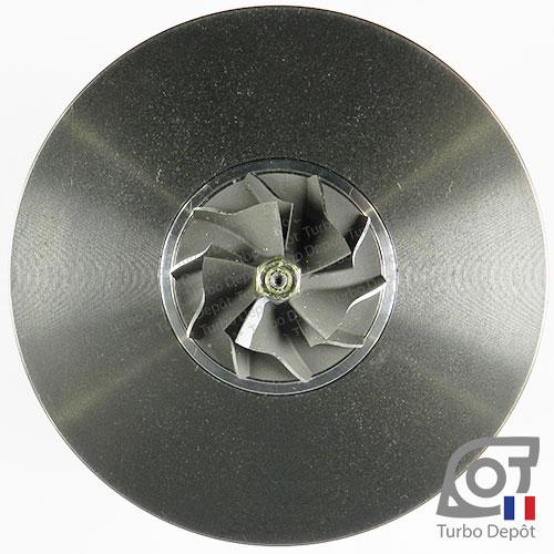 Ensemble Tournant CHRA cartouche centrale ET102Z pour turbo BorgWarner 5435-970-0011 et 5435-970-0033, face 5