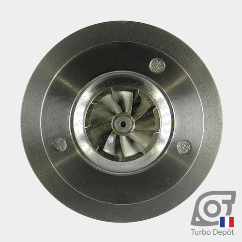 Ensemble Tournant CHRA cartouche centrale ET102Z pour turbo BorgWarner 5435-970-0011 et 5435-970-0033, face 6