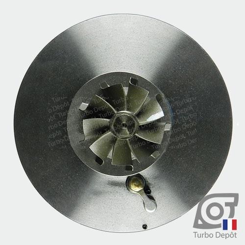 Ensemble Tournant CHRA cartouche centrale ET002B pour turbo Garrett 712077, 716215, 717858, 729041 et 758219, face 6