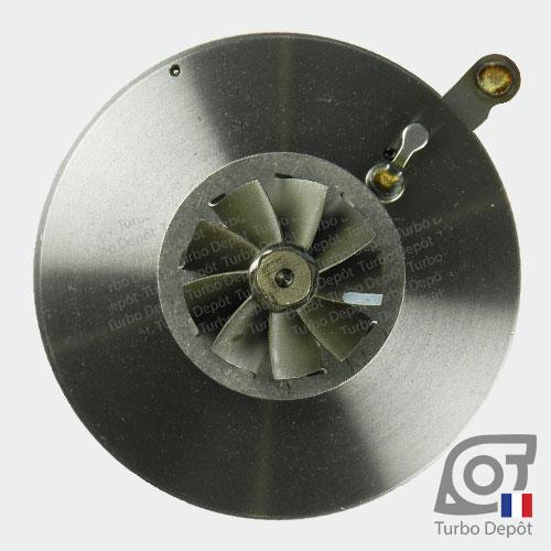 Ensemble Tournant CHRA ET016Y pour turbo Garrett 757608-0001, face 6