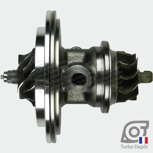 Ensemble Tournant CHRA cartouche centrale ET023G pour turbo BorgWarner 5303-970-0034 et 5303-970-0037, face 2