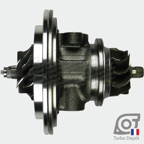 Ensemble Tournant CHRA cartouche centrale ET023G pour turbo BorgWarner 5303-970-0034 et 5303-970-0037, face 3