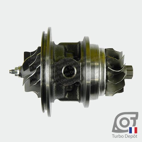 Ensemble Tournant CHRA cartouche centrale ET030U pour turbo Mitsubishi 49377-07000 et 49377-07010, face 2