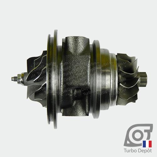 Ensemble Tournant CHRA cartouche centrale ET030U pour turbo Mitsubishi 49377-07000 et 49377-07010, face 3