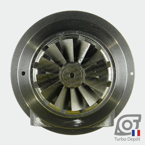 Ensemble Tournant CHRA cartouche centrale ET030U pour turbo Mitsubishi 49377-07000 et 49377-07010, face 6