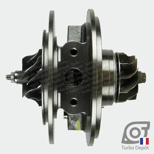 Ensemble Tournant CHRA cartouche centrale ET034Z pour turbo Mitsubishi 49135-05710, 49135-05720, 49135-05730, 49135-05740, 49135-05760 et 49135-05761, face 4