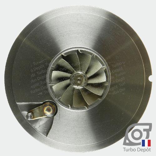 Ensemble Tournant CHRA cartouche centrale ET034Z pour turbo Mitsubishi 49135-05710, 49135-05720, 49135-05730, 49135-05740, 49135-05760 et 49135-05761, face 6