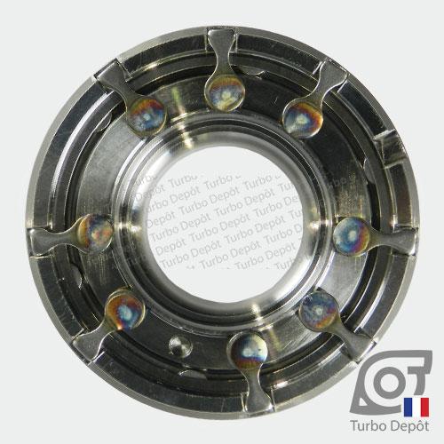 Géométrie variable GE046T pour turbo BorgWarner 5439-970-0027, 5439-970-0030 et 5439-970-0070, face 1