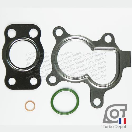 Pochette de joints PJ064U pour turbo BorgWarner 5435-970-0001, 5435-970-0007, 5435-970-0009 et 5435-970-0021