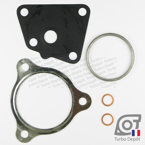 Pochette de joints PJ123D pour remontage du turbo BorgWarner 5304-970-0035, 5304-970-0043, 5304-970-0045, 5304-970-0050, 5304-970-0054