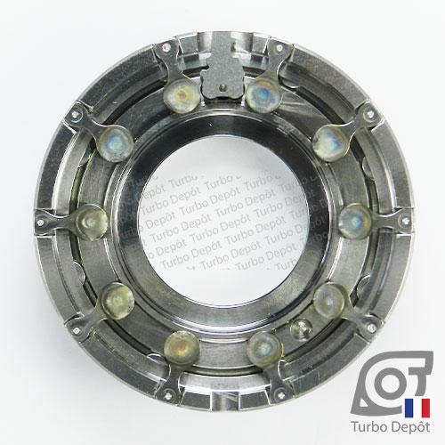 Géométrie variable GE083X pour turbo BorgWarner 5439-970-0076, 5439-970-0087 et 5439-970-0127, face 1