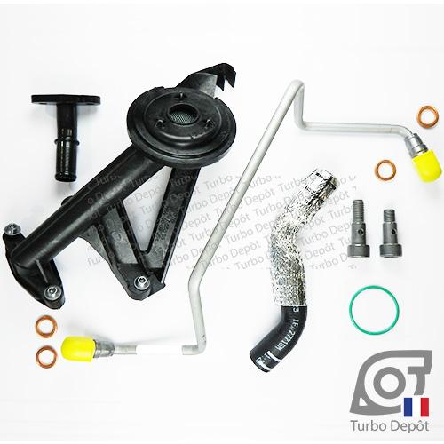 Kit MK107E-MK108G-MK109H pour remontage turbo 1.6 HDi 90 et 110cv