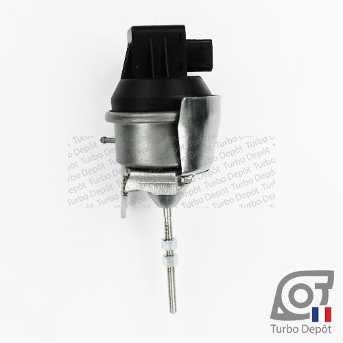 Boitier actionneur de géométrie variable AC146M pour turbo BorgWarner 5303-970-0132, 5303-970-0139, 5303-970-0152, 5303-970-0205 et 5303-970-0206, face 2