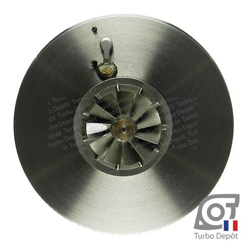 Ensemble Tournant CHRA cartouche centrale ET007H pour turbo Garrett 740821, 750030, 753420 et 762328, face 6
