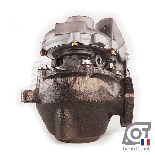 Turbo TR11068Z pour GARRETT 717478, 750431, face 3