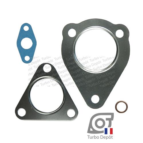 Pochette de joints PJ057G pour turbo Garrett 712077, 716215, 717858, 758219 et turbo BorgWarner 5303-970-0109