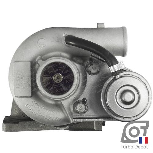 Turbo TR10024H pour MITSUBISHI 49131-05210, 49131-05211, 49131-05212, 49131-05252, face 1, sur CITROEN JUMPER (2006-2014) DIESEL 2.2 HDi 100/110/120cv