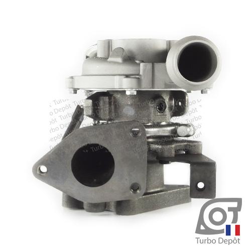 Turbo TR10025K pour GARRETT 786997, face 5, GARRETT 7869971, 786997-0001, 786997-1, 786997-5001, 786997-5001S, 786997-9001, 786997-9001S