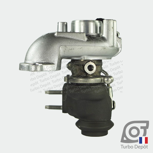 Turbo TR10038D pour MITSUBISHI 49172-03000 face 5, MITSUBISHI 4917203000, 49172-03000