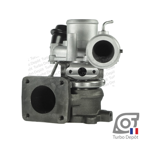Turbo TR10054C pour IHI TURBO VL39 face 3, sur OPEL COMBO (2011-2018) ESSENCE 1.4 120cv