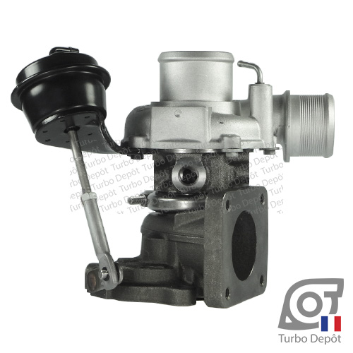Turbo TR10054C pour IHI TURBO VL39 face 4, FIAT 55220546, 55220646, 55248312, 55254739, 71795635, 71796220, OPEL 860336, 860503, 861095, 55220546, 55248312, 55254739, 95519827, 95521006