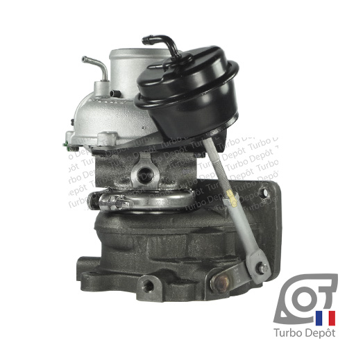 Turbo TR10054C pour IHI TURBO VL37 face 5, IHI F31CAYS0953, F31CAY-S0953, F31CAYS0953B, F31CAY-S0953B, RHF3H, VL37