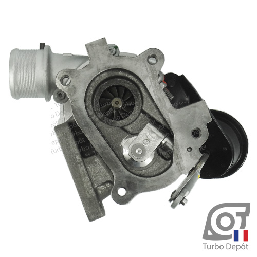 Turbo TR10054C pour IHI TURBO VL39 face 6, BE TURBO 128592, BTS T914722, MOTAIR 336731, SCHLUTTER 172-06414, TURBO-MOT 629582, TURBO'S HOET 2101139