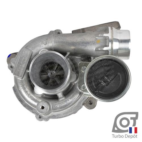 Turbo TR10091G pour GARRETT 757349 face 1