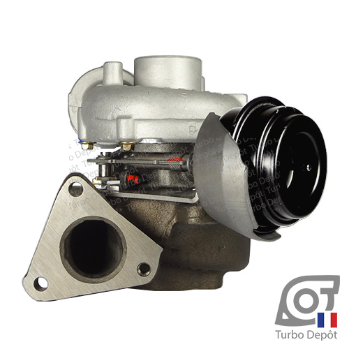Turbo TR11019B pour Garrett 712077, 716215 et 717858, face 3