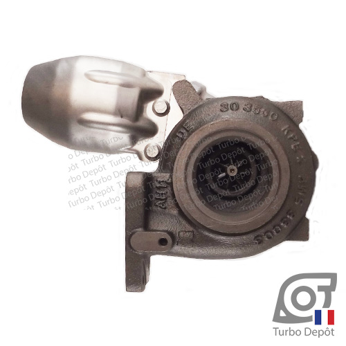 Turbo TR11067Y pour BORGWARNER 5430-988-0000, face 6, BE TURBO 129987, BTS T915963, MOTAIR 336614, SCHLUTTER 172-01714, TURBO-MOT 679892, TURBO'S HOET 2100796