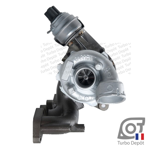 Turbo TR11094L pour turbo Garrett 757042, face 1