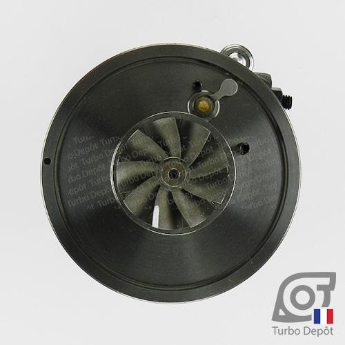 Ensemble Tournant CHRA cartouche centrale ET095M pour turbo BorgWarner 5439-970-0071, 5439-970-0072, face 6