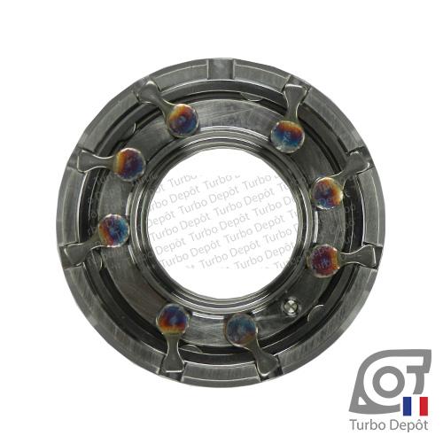 Géométrie variable GE104B pour turbo BorgWarner 5439-970-0071 et 5439-970-0072, face 1