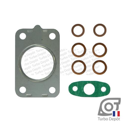 Pochette de joints PJ142G pour turbo GARRETT ref. 452204-0001, 452204-0002, 452204-0003, 452204-0004, 452204-0005 et 452204-0007