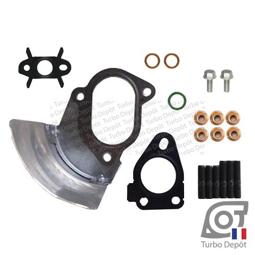 Pochette de joints PJ110K pour turbo BorgWarner 5435-970-0025, 5435-970-0028, 5435-970-0042, 5439-970-0076, 5439-970-0087 et 5439-970-0127