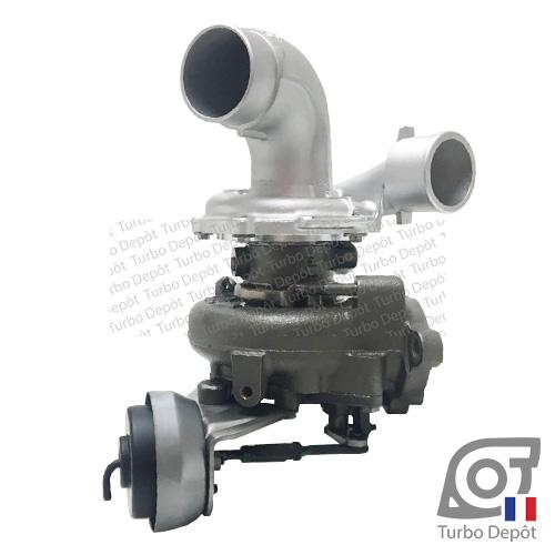 Turbo TR10114T pour TOYOTA RAV4 2.2 D-4D 136 et 150cv. Marque IHI TURBO VB14, VB17, 17201-26020, 17201-26021, 17201-26023