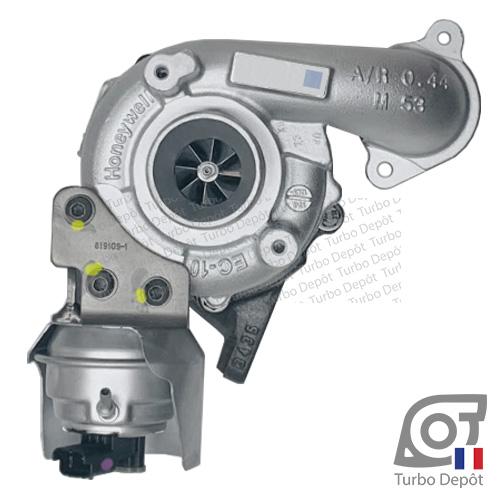 Turbo TR11108G marque GARRETT 819872 face 1