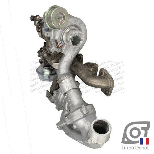 Turbo TR10134X pour BORGWARNER 1000-970-0005 face 1, sur SAAB 9-3 (2002 à 2011) DIESEL 1.9 TTiD 130/160/180cv,Turbo 1104689 pour BORGWARNER 1000-970-0005 face 1, sur CADILLAC BLS (2006 à 2010) DIESEL 1.9 D 180cv,Turbo 1104689 pour BORGWARNER 1000-970-0005 face 1, sur LANCIA DELTA (2008 à 2014) DIESEL 1.9 D MultiJet 190cv