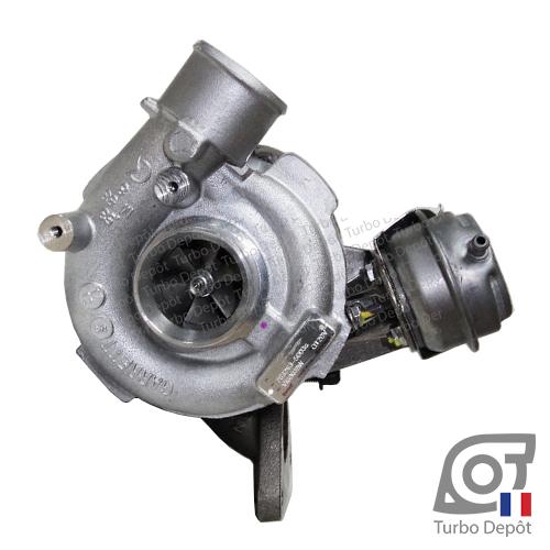 Turbo TR11145L Volvo Penta Marine 2.5 Diesel marque Garrett 763263-0002, 763263-0003, 763263-0004 et 763263-0006