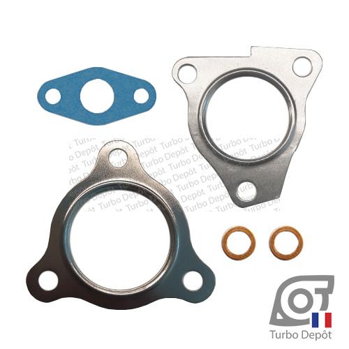 Pochette de joints PJ037C pour turbo Garrett 740611-0002, 740611-0003 et 782403-0003