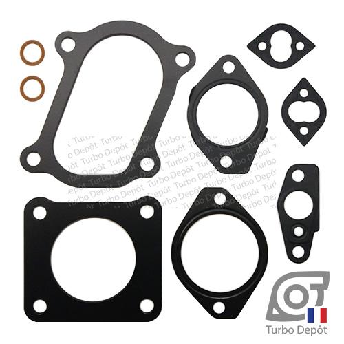 Pochette de joints PJ184W pour turbo Toyota 17201-17040 et 17201-74040